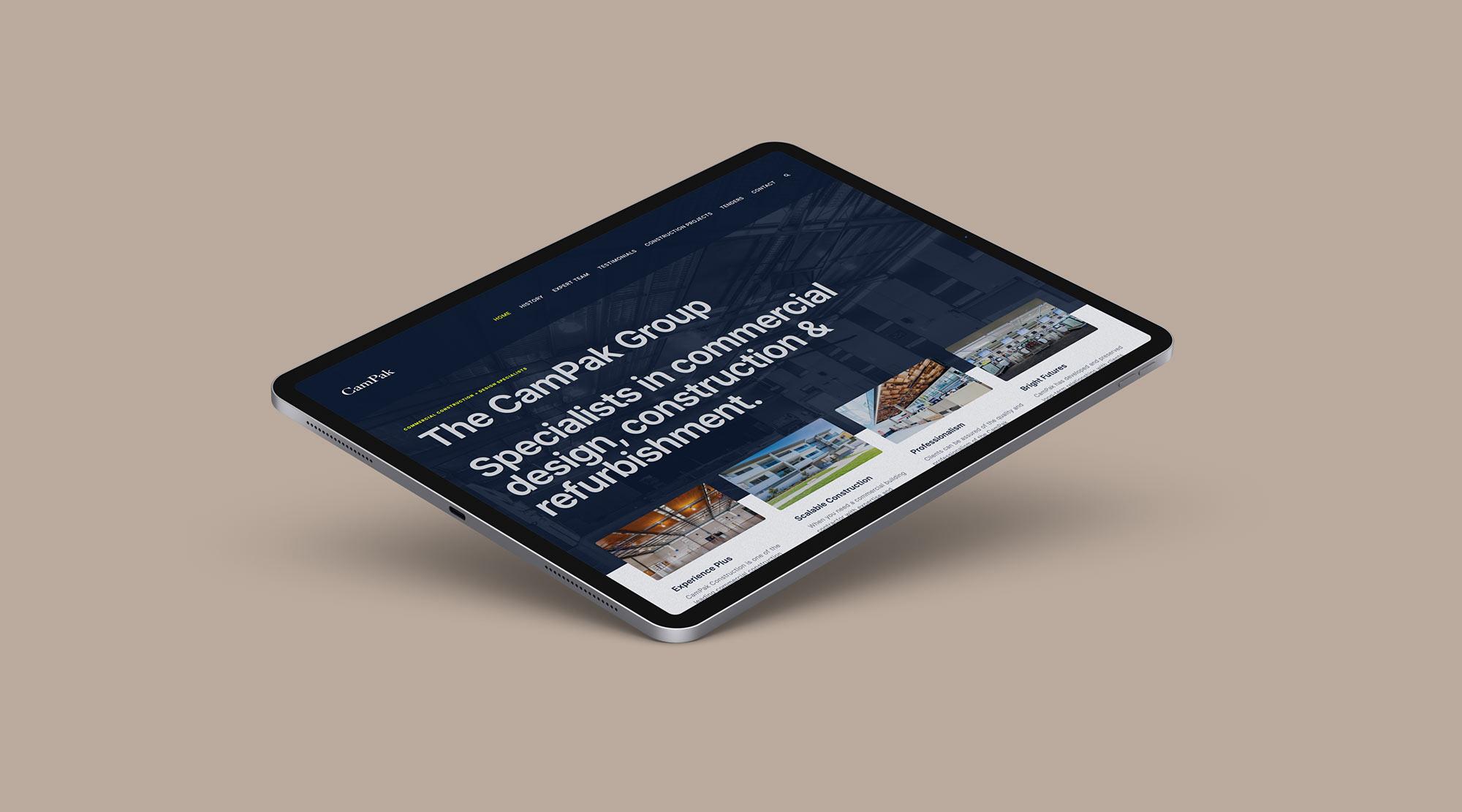 iPad--CamPak
