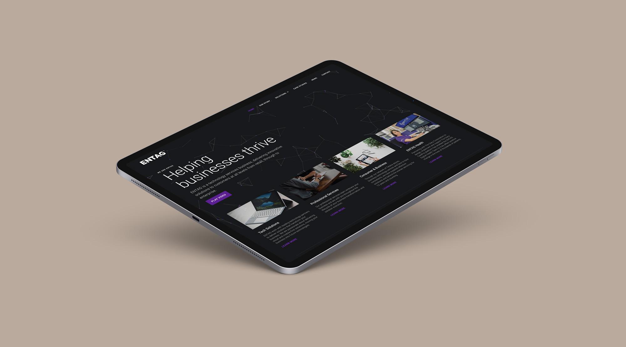 iPad--Entag-